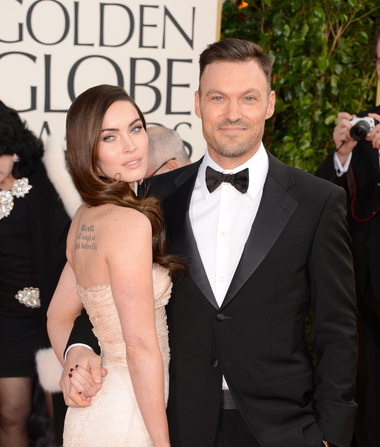 Megan Fox Dishes on Third Pregnancy and Father's Day Plans with…