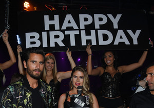 All the Dish on Scott Disick's Kardashian-Powered Birthday Bash