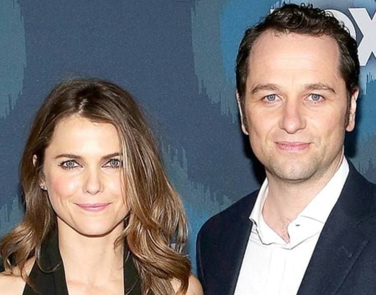 Keri Russell & Matthew Rhys Welcome First Baby Together