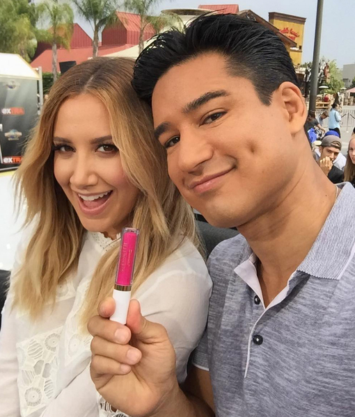 Ashley Tisdale Dishes on Her Makeup Line, TV Show… and Starting a Family