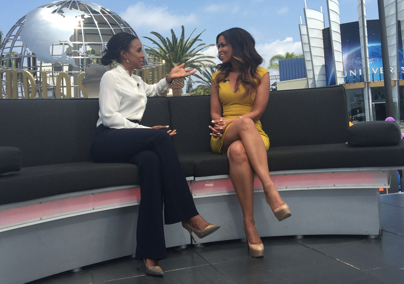 Kelly Rowland Talks 'Lemonade' and 'Chasing Destiny'
