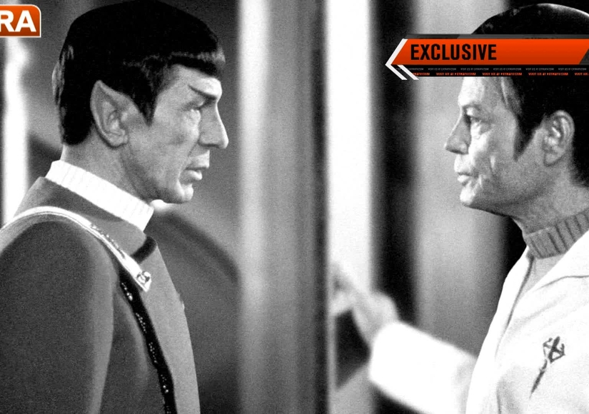 'Star Trek' Exclusive! BTS Look at Spock's 'Wrath of Khan' Death