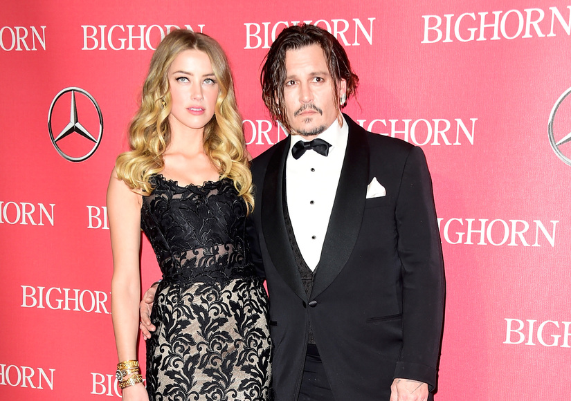 Is Amber Heard Dating Billionaire After Johnny Depp Split?