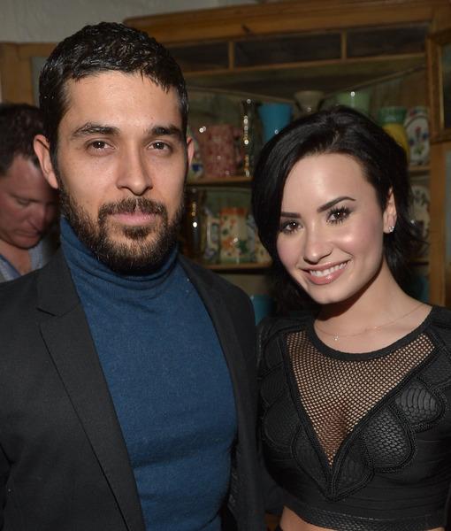 Demi Lovato, Wilmer Valderrama split