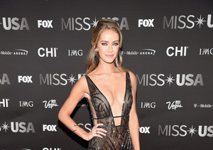 How Olivia Jordan Spent Her Last Day as Miss USA