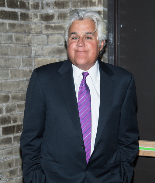 Jay Leno Survives Car Crash — See the Scary Footage