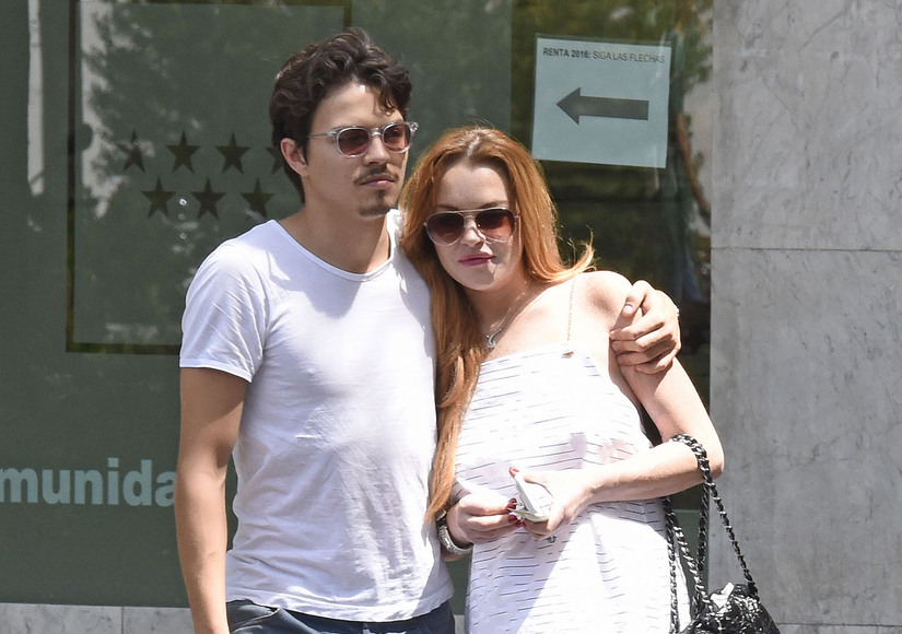 Is Lindsay Lohan Really Pregnant with Egor Tarabasov's Baby?