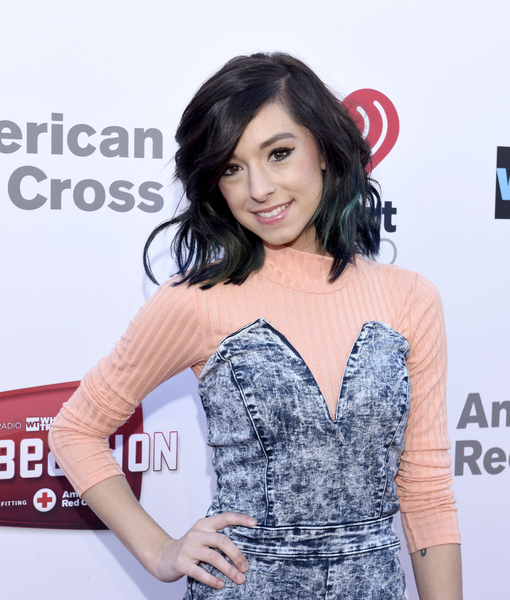 'Extra's' Last Interview with 'Voice' Contestant Christina Grimmie