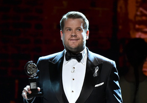 James Corden Recalls His 'Terrible' Commercial Audition