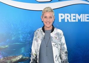 Ellen DeGeneres Dishes on Dory's Return to the Big Screen