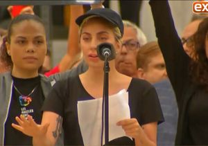 Lady Gaga Remembers Those Who Lost Their Lives in the Orlando Mass Shooting