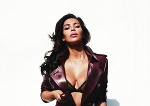 Kim Kardashian's Complete Strip-Down in GQ
