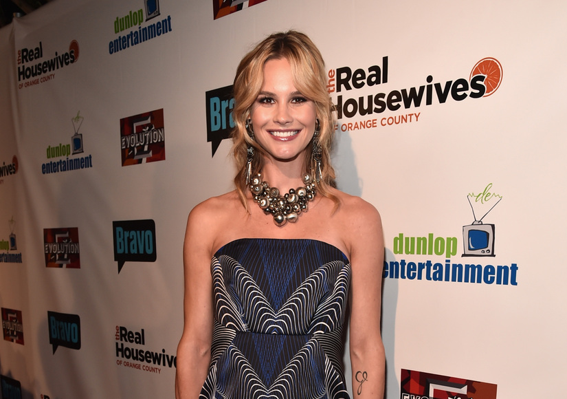 'RHOC' star Meghan King Edmonds expecting baby girl