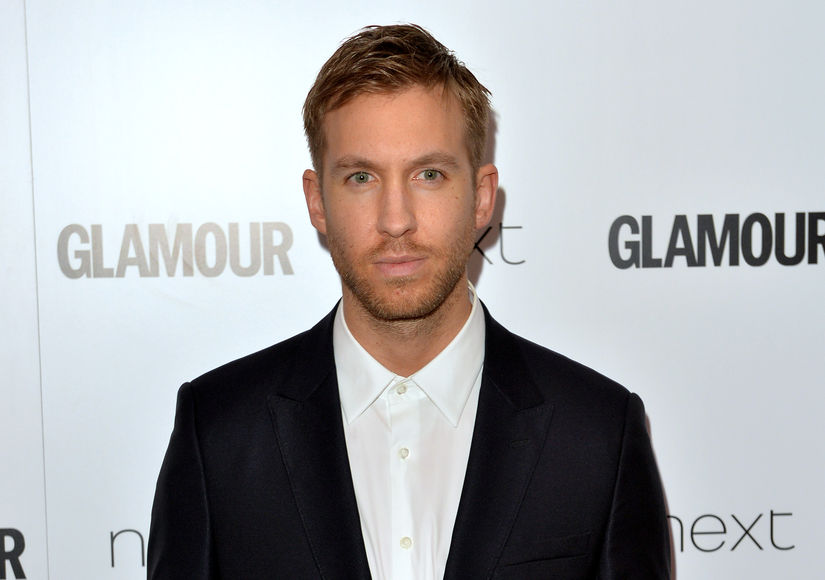 Calvin Harris Is Single and Ready to Mingle with Hot Women on Cabo Vacation