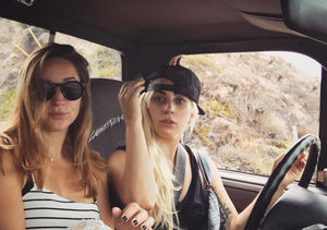 Lady Gaga Finally Gets Her Driver's License at 30!