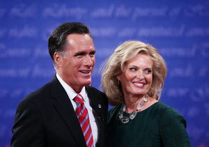 Ann Romney Isn't Just Surviving, She's Thriving