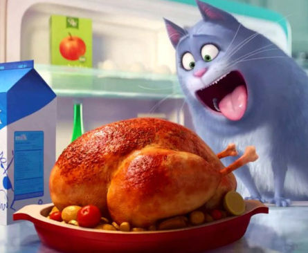 The Secret Life of Pets Take Over and Cuts Tarzan's Swing Short