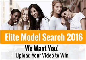 Elite Model Search 2016