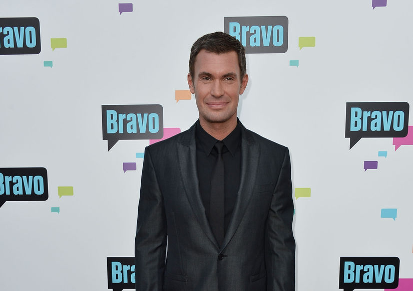 Jeff Lewis Is 'Flipping Out' About His Baby Girl's Arrival