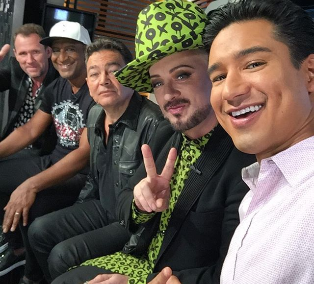 Boy George Dishes On 'Celebrity Apprentice' and New Host Arnold…
