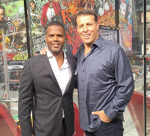 Tony Robbins Clears the Air on Fire-Walk Burning Controversy