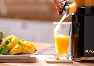 Win It! A Hurom H-AA Slow Juicer
