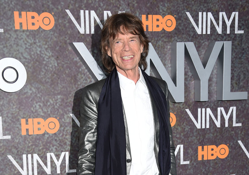 Mick Jagger Is Expecting Baby Number Eight!
