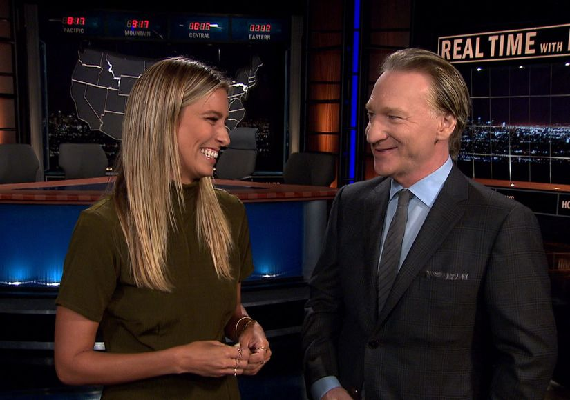 Size Matters! Bill Maher Would Go There with Donald Trump