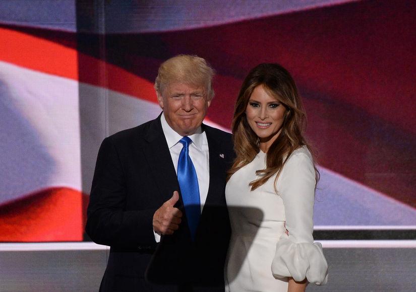 Trumpoversy! Did Melania Trump Plagiarize Michelle Obama's 2008 Convention…