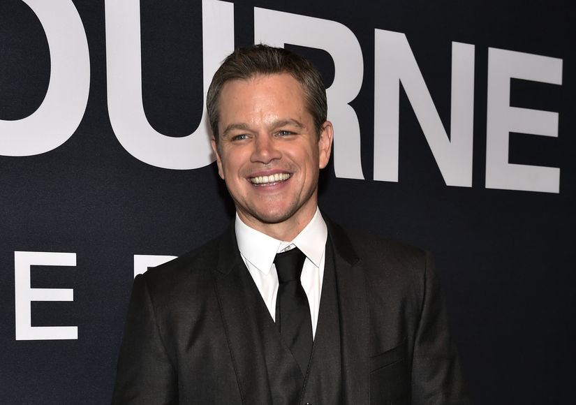 Matt Damon Says That Jason Bourne Could Take Batman in a Fight