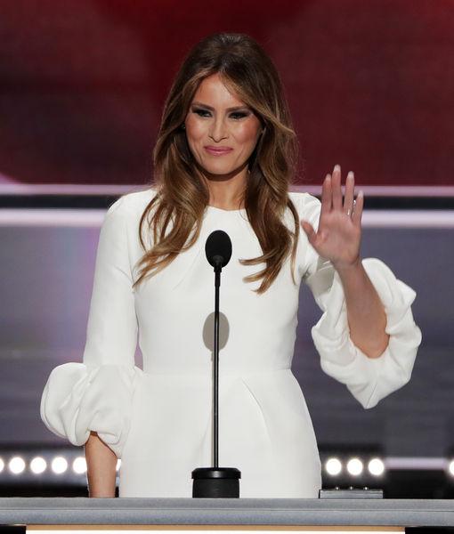 Trump Spokesperson Defends Melania Against Plagiarism Accusations