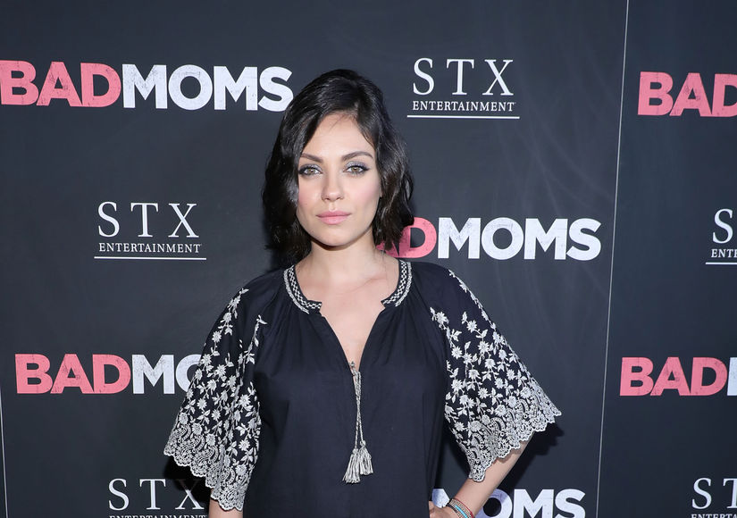 Mila Kunis started dating Ashton Kutcher for casual fun