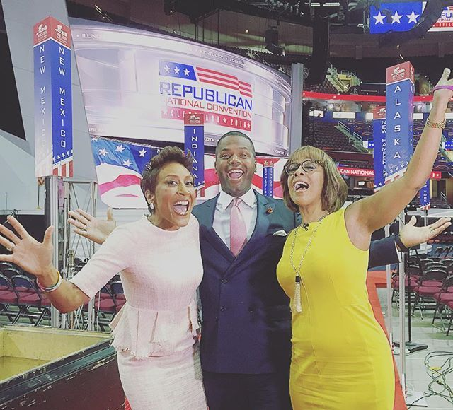 Newscasters Weigh In on the Republican National Convention