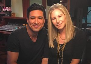 Barbra Streisand Gets Candid on Her Marriage, Her Album, Her…