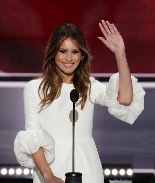 Melania Trump's Speechwriter Explains Herself, Apologizes for 'Hysteria'