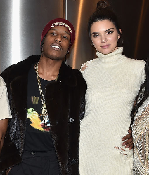 Kendall Jenner's 'Fling' with A$AP Rocky