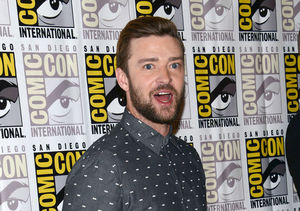 Comic-Con: Justin Timberlake Says He's Not Ready to Show 'Trolls'…