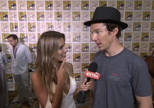 Benedict Cumberbatch Talks 'Dr. Strange' and His 'Sherlock' Emmy Nom at…