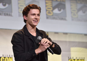 Tom Holland on Playing Spider-Man in 'Homecoming,' Tells Funny Story of a Kid…