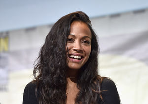 Zoe Saldana Gives Health Update After Hashimoto's Thyroiditis…