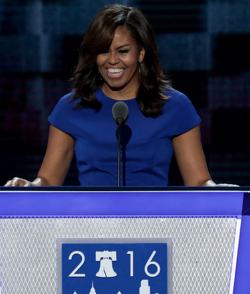 Michelle Obama Wows, Sarah Silverman Booed and More from the DNC