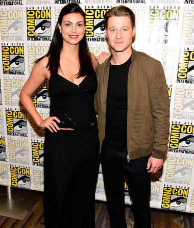 Stars at Comic-Con!