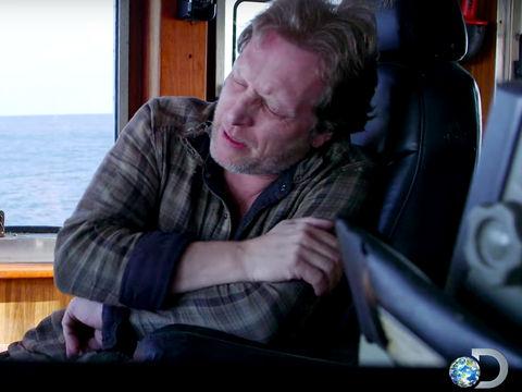 'Deadliest Catch's' Captain Sig Hansen Suffers Heart Attack on Camera