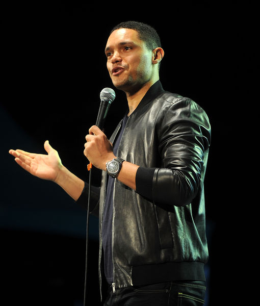 'Daily Show' Host Trevor Noah Calls DNC 'Beautiful' and 'Hopeful'