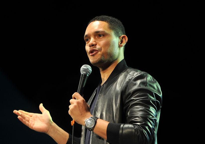 'Daily Show' Host Trevor Noah Calls DNC 'Beautiful' and 'Hopeful'