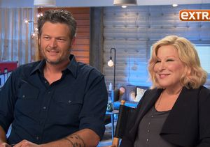 Bette Midler Joins Blake Shelton's Team as 'The Voice' Season…