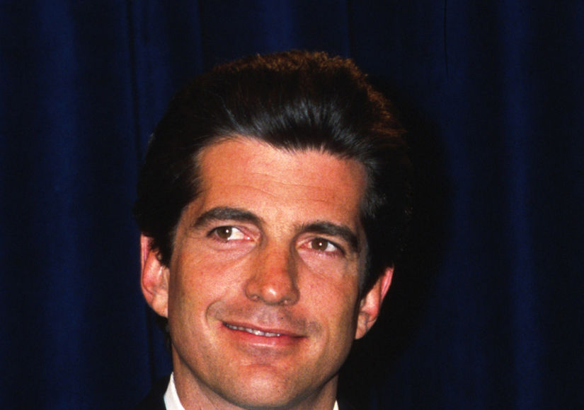 What JFK Jr. Thought of His Hair, 'Sexiest Man Alive' Title & Having Kids:…