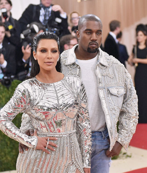 Kanye West's 'Wolves' Music Video Is All About Kim Kardashian &…