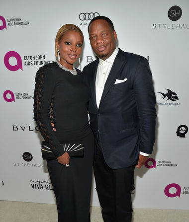Mary J. Blige Files for Divorce After 12 Years of Marriage