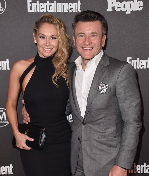 Reality stars Kym Johnson and Robert Herjavec marry